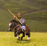CR15 Crusades: Cuman Light Cavalry with Lance, Bow & Shield