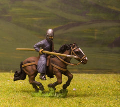 CR23 Crusades: Armenian Heavy Cavalry with Lance & Shield