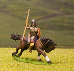 CR31 Crusades: Mongol Heavy / Extra Heavy Cavalry with Lance, Bow & Shield