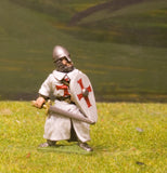 CR4 Crusades: Dismounted Knight Hospitaler