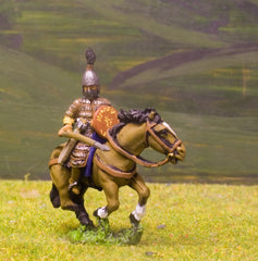 CR53 Crusades: Ayyubid Egyptian Mamluk Heavy / Extra Heavy Cavalry with Lance, Bow & Shield