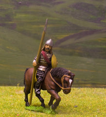 CR57 Crusades: Toassin Heavy Cavalry with Lance, Bow & Shield