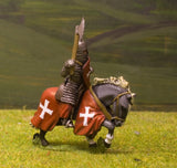 CR5 Crusades: Frankish Knight in Round Helm