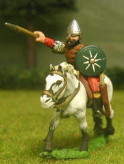 CR48 Crusades: Syrian Askaris Heavy Cavalry with Lance, Bow & Shield