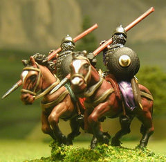 CR20 Crusades: Seljuq Heavy Cavalry (Askaris) with Lance, Bow & Shield
