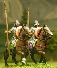 CR47 Crusades: Syrian Heavy Cavalry with Lance & Shield