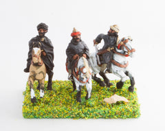 CRU19 Command pack: Mounted Arab Officers, assorted poses