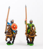 CRU22 Seljuq horse archers with javelins, assorted poses