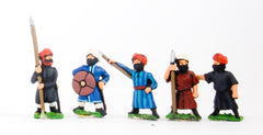 CRU47 Arab Hordes, assorted figures and weapons