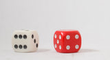 DICE: Pair of 6 sided dice (D6)