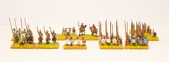 15mm Pre-Painted Alexandrian Macedonian DBA3.0 Army