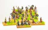 15mm Pre-Painted Viking 790-849AD DBA 3/40a Army #PDBA9