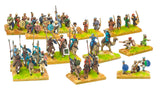 15mm Pre-Painted Arab Conquest 639-660AD DBA 3/3/25b DBA Army #PDBA7