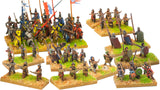 15mm Pre-Painted Medieval French 1330-1346 DBA Army #PDBA6