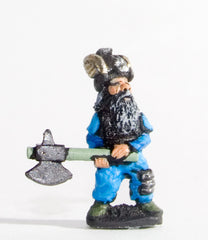DD3 Dwarfs with axes