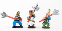 DD6 Dwarfs with halberds