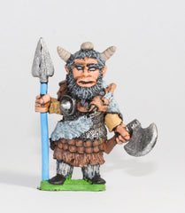 DDE3 Giant with Axe & Spear