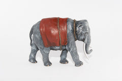 E1 Elephants: Indian Elephant, head variants