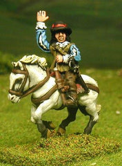 ECW44 Personalities: Prince Rupert (mounted)