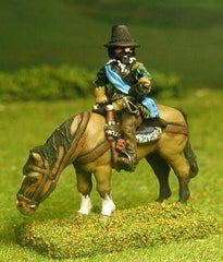 ECW34 Personalities: Charles I (Mounted)