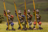 ECW5 New Model Army: Pikemen, assorted Helmets