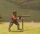 ECW6a New Model Army: Musketeer firing in Motrose Cap