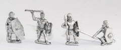 EGA3 Early German: Medium Infantry with javelin & shield