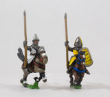 EMED11 Polish 1350-1480: Mounted Knights, 1350-1400AD in Mail & Surcoat