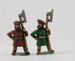 EMED18 Polish 1350-1480: Foot Axemen