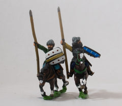 EMED22 Lithuanian: Light / Medium Cavalry with Lance, Bow & Shield