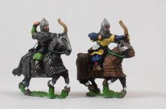 EMED61 Persian 1350-1500: Horse Archers on Armoured Horse