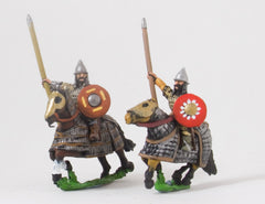 EMED77 Early Russian 1250-1380: Heavy Cavalry in Lamellar Armour, on Armoured Horse