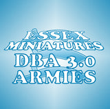 DBA3.0 1/15 LATER AMORITE ARMY 1894-1595BC