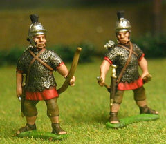 EXR21 Legionary archer (western), assorted poses