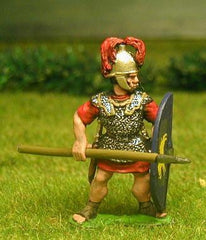 EXR1a Camillan Roman Legionary, spear & shield