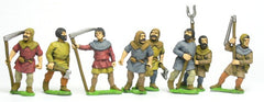 F21x Early Medieval: Assorted Peasants