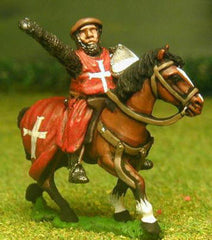 F24 Early Medieval: Mounted Bishop