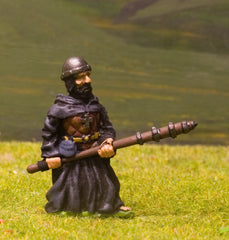 F34 Warrior Monks: Monk with Two Handed Mace