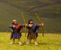 F51 Early Medieval: Assorted Light Archers (Welsh)