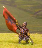 F55 Early Medieval: Standard Bearer with Standard