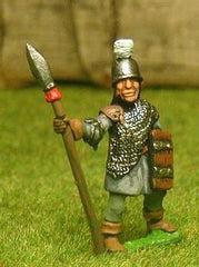 FAN109 Wood Elf: Spearmen (3 variants per pack)