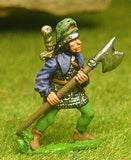 FAN112 Wood Elf: Fighter with Axe