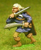 FAN113 Wood Elf: Fighter with Two Swords