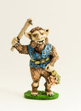 FAN27 Bugbear: with Spiked Club, holding severed head