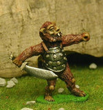 FAN28 Bugbear: with large Curved Sword