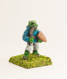 FAN49 Scaley Orc: Rabble with Sword and Shield