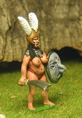 FAN91 Amazon Warriors: Barbarian Queen