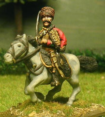 FN120 Guard Chasseurs a Cheval: Officer