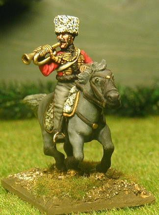 FN122 Guard Chasseurs a Cheval: Trumpeter