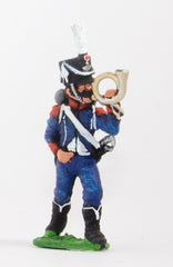 FN131 Light Infantry (Leger) 1804-12: Cornet Player